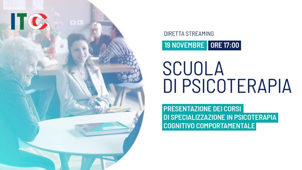 Presentazione Scuola di Psicoterapia Rimini 19 novembre 2021