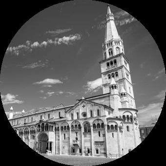 Modena - Sede Studi Cognitivi - cerchio grande