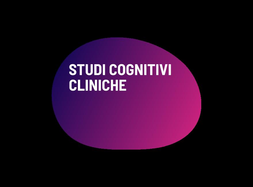 Studi cognitivi cliniche - logo